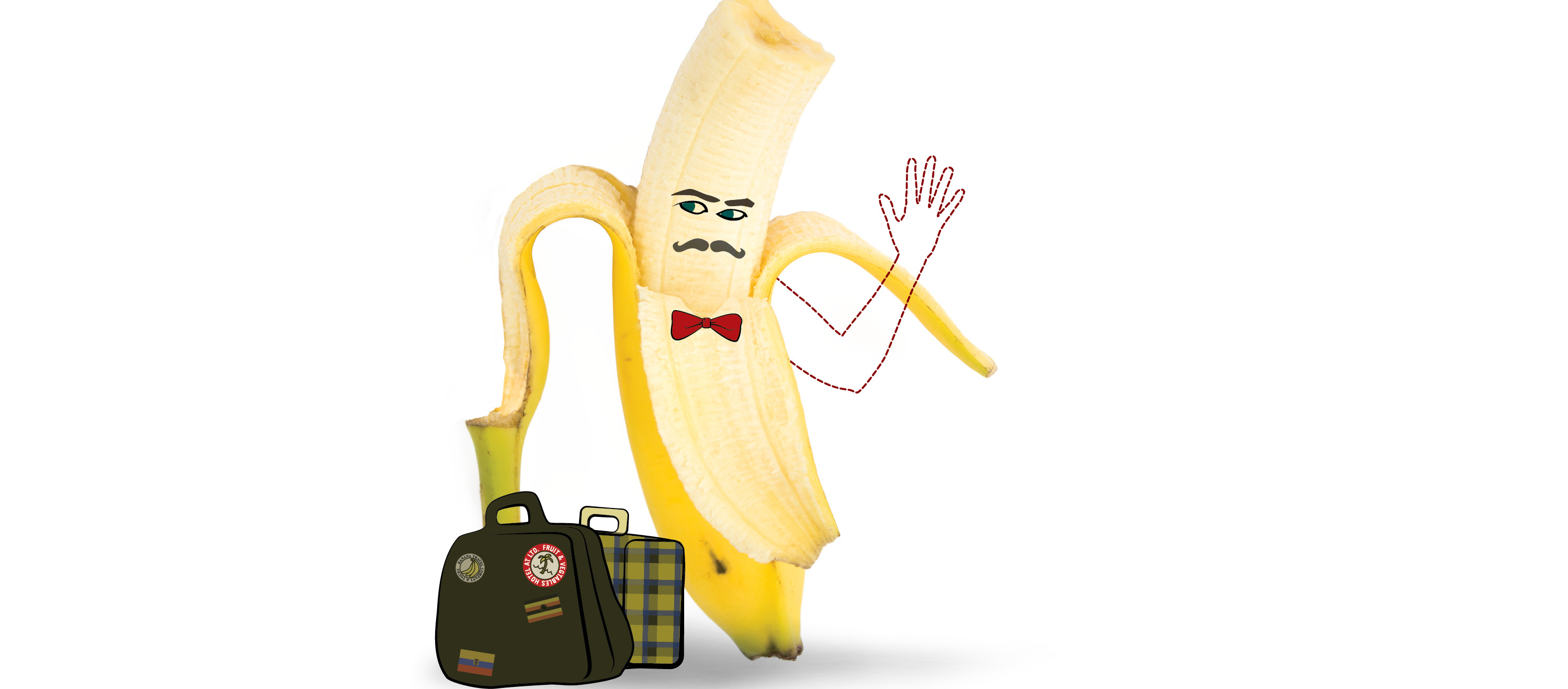 7 Reasons Not to Date a Banana