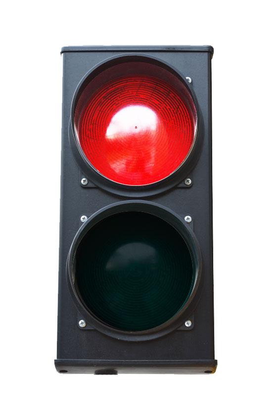 Traffic Signals of Men
